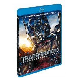 Transformers: Pomsta porazených / Revenge Of The Fallen 2Blu-ray[2009]