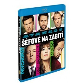 Šéfové na zabití / Horrible Bosses [2011]